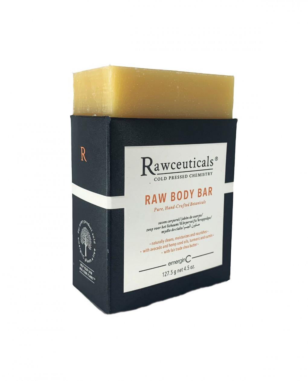 EMERGINC | Raw Body Bar